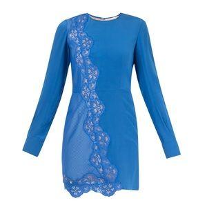 Stella McCartney Joan silk dress